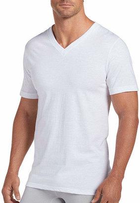 Jockey 3 Pair Classic V-Neck T-Shirt - Men's