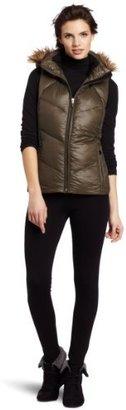 Calvin Klein Women's Puffy Down Vest Jacket