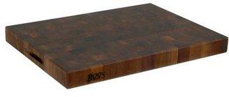 "John Boos & Co.® Walnut End-Grain Chopping Block, 24"" x 18"" x 21⁄4"""
