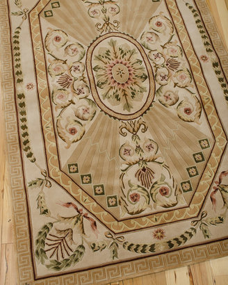 Owl Branches Rug, 8' Square