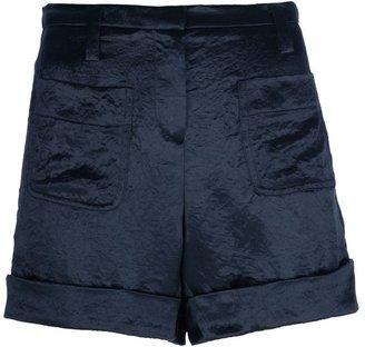 Sonia Rykiel Sonia By satin shorts
