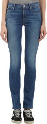 Mother High-Waisted Rascal Skinny Jeans
