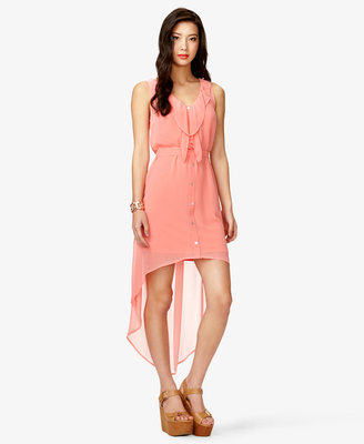 Forever 21 High-Low Ruffle Dress