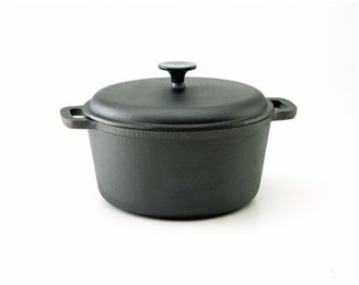 Emerilware 6-qt. Cast Iron Cookware Dutch Oven with Lid