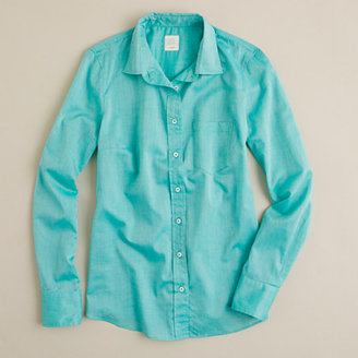 J.Crew Boy shirt in Indian voile