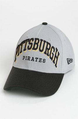 New Era Cap 'Pittsburgh Pirates - Arch Mark' Fitted Baseball Cap
