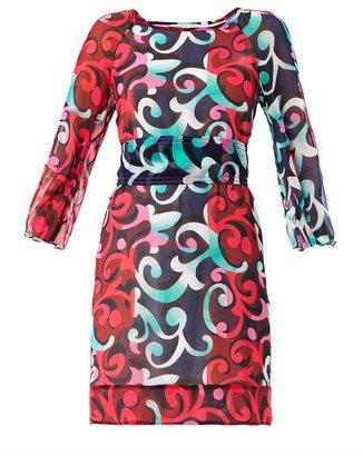 Diane von Furstenberg Eribec dress