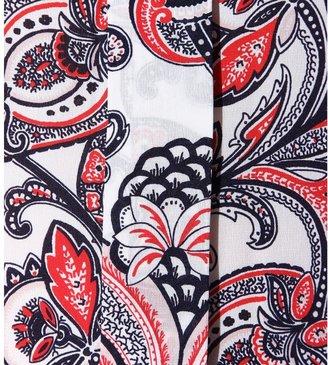 Stella McCartney Printed silk shirt