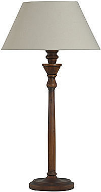 JCPenney Wood Table Lamp