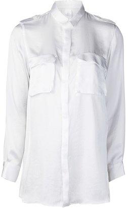 AR+ Ar Srpls button front shirt