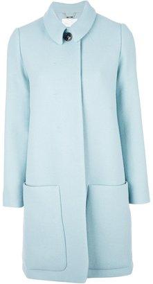 Chloé classic wool coat
