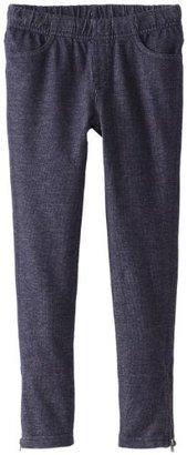 Tea Collection Girls 7-16 Denim Look Skinny Pants