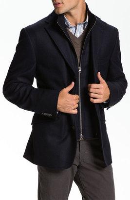 Kroon 'Ritchie' Wool & Cashmere Blazer Style Coat