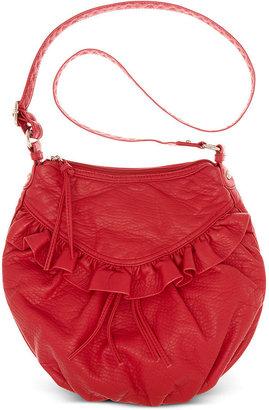 Ecko Unlimited Handbag, Dusk Till Dawn Ruffle Shoulder Bag