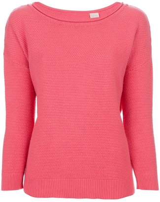 Levi's Made & Crafted slash neck sweater