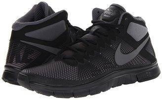 Nike Free Trainer 3.0 Mid (Black/Dark Grey/Black) - Footwear