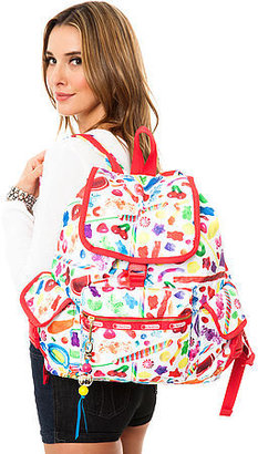 Le Sport Sac The x Dylan's Candy Bar Candy Spill Voyager Backpack