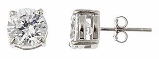 Genevive by CZC Diamond Stud Earrings