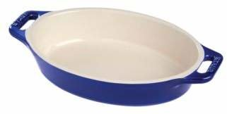 Staub 9 Oval Dish