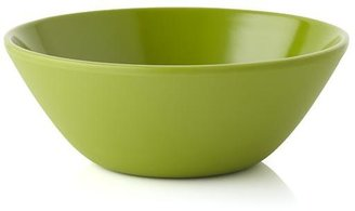 Crate & Barrel Lunea Melamine Green Bowl
