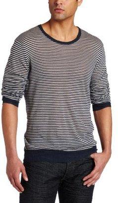 Ever Mens Edema Striped Sweater