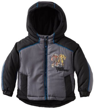 Transformers Boy's 2-7 Printed Jacket