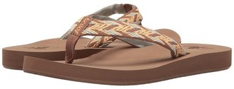 Reef - Mid Seas Women's Sandals $30 thestylecure.com