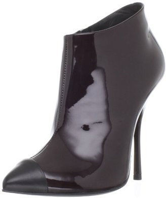 Giuseppe Zanotti Women's Patent Platform Ankle Bootie