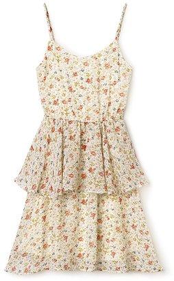 Un Deux Trois Girls' Peplum Dress - Sizes 7-16