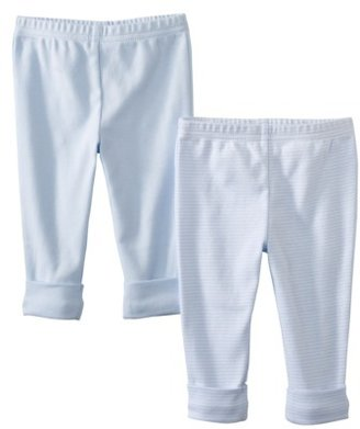 Carter's Precious Firsts TM Made by Newborn Boys 2 Pack Pant - Blue