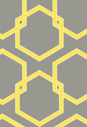 2Modern Tempaper - Honeycomb Wallpaper