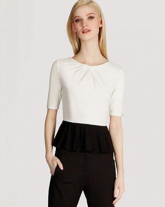 Karen Millen T Shirt - Peplum