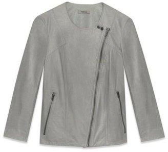Helmut Lang Oxum Leather Jacket