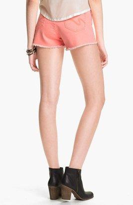 STS Blue High Waist Cutoff Denim Shorts (Juniors)