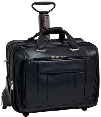 McKlein West Town Wheeled Laptop Case