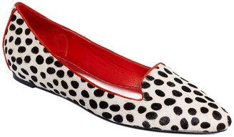 Bebe Shoes, Princess Smoking Flats