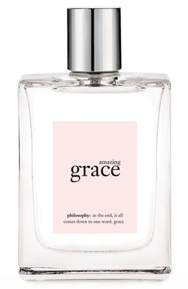 Philosophy 'Amazing Grace' Eau De Toilette Spray $18 thestylecure.com
