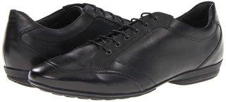 Geox Uomo James (Black) - Footwear