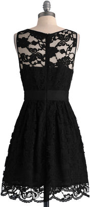 BB Dakota When the Night Comes Dress in Noir