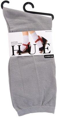 Hue Cotton Tissue Sock