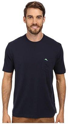 Tommy Bahama New Bali Skyline T-Shirt (White) Men's Short Sleeve Pullover