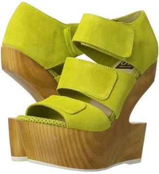 Dolce Vita Javelin (Acid Yellow) - Footwear