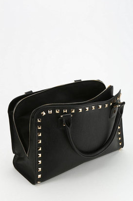 Urban Outfitters Deena & Ozzy Studded Double-Compartment Tote Bag