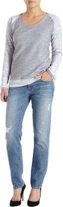 Barneys New York CO-OP Raglan Sweater