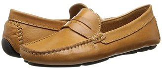 Massimo Matteo Penny Keeper (Tan Bison) Women's Moccasin Shoes