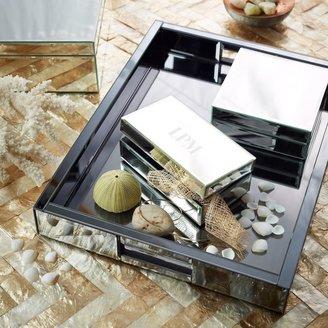 west elm Mirrored Jewelry Box