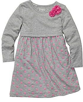 Osh Kosh Polka Dot Dress - Girls 3m-24m