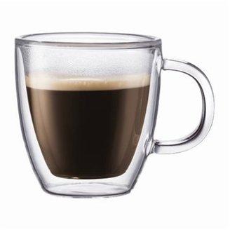 Bodum Set of 2 Bistro Espresso Mugs