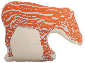 Areaware Tapir Pico Pillow - Orange