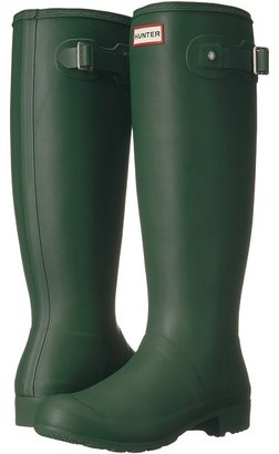 Hunter - Original Tour Women's Rain Boots $150 thestylecure.com